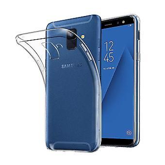 Samsung Galaxy A6 2018 Transparent Case Hülle Silikon
