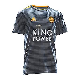 2018-2019 Leicester City Puma Away Football Shirt (Kids)
