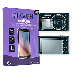 Samsung DV90 Screen Protector - Mikvon AntiSun (Retail Package with accessories)