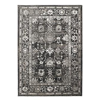 Anatolia Dark Grey  Rectangle Rugs Traditional Rugs