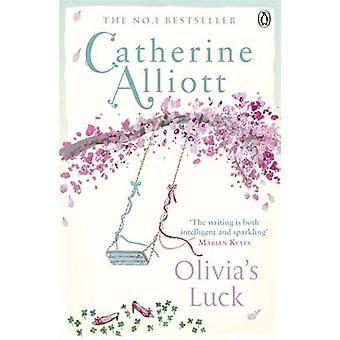 Olivia's Luck by Catherine Alliott - 9780241958315 Book