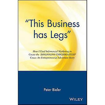 Dieses Geschäft hat Beine - wie ich früher Infomercial Marketing th erstellen