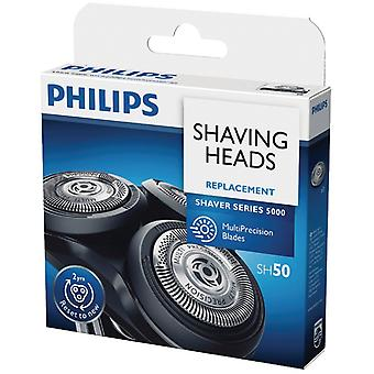 3-Pack Philips shaving head 5000 Series SH50