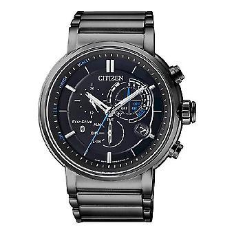 Citizen watch eco drive Bluetooth chronograph BZ1006-82E