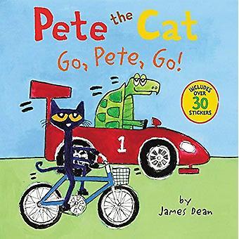 Pete katten: gå, Pete, gå!