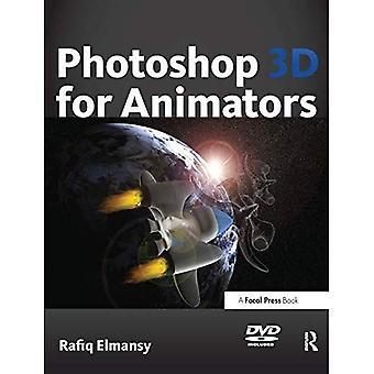 Photoshop 3D för animatörer