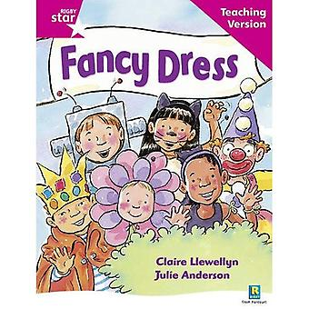 Fancy Dress: Pink Level (Rigby Star Guided)