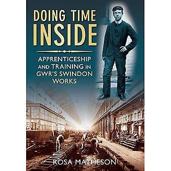 Haciendo tiempo interior: Aprendizaje y la formación en Swindon trabaja GWR