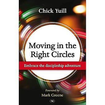 En los círculos de derecha: abrazar la aventura del discipulado