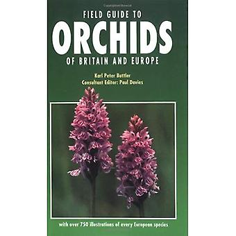 Field Guide to Orchids of Britain and Europe