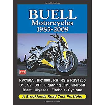 Buell Motorcycles. 1985-2009