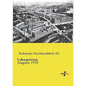 Lokomotiven Sachsische Maschinenfabrik AG