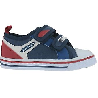 Primigi Boys 3445455 PBU 34454 Canvas Shoes Blue Red
