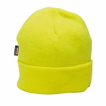 PORTWEST - Knit Cap Insulatex foderato regolare giallo