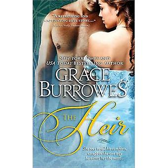 The Heir by Grace Burrowes - 9781402244346 Book