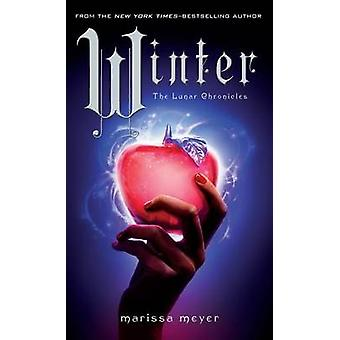 Winter (large type edition) by Marissa Meyer - 9781410485908 Book