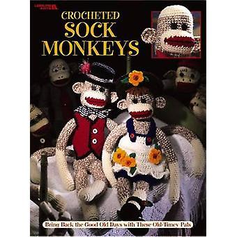 Crocheted Sock Monkeys (Leisure Arts #3130) by Leisure Arts - Leisure