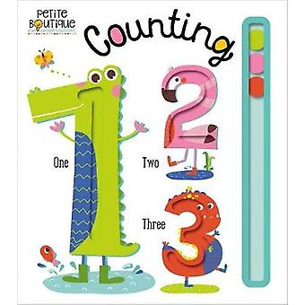 Petite Boutique Counting by Thomas Nelson - 9781786921130 Book