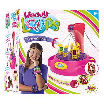 Splash Toy Weavy Loops Ultimate Maker Machine Toy