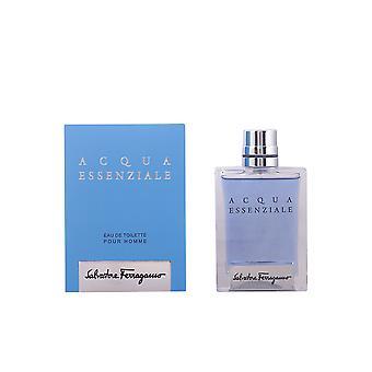 Salvatore Ferragamo Acqua Essenziale Pour Homme, Edt 50 Ml Spray voor mannen