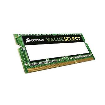 Corsair cmso8gx3m1c1600c11 value select 8gb memory (1x8 gb) ddr3 so-dimm 1600mhz