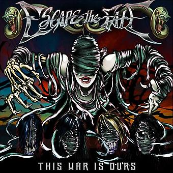 Escape the Fate - This War Is Ours [CD] USA import