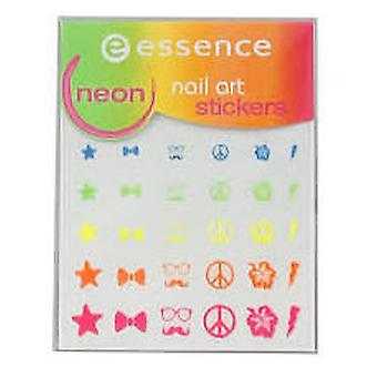 Essence Neon Nail Art Decals 13 (Woman , Makeup , Nails , Decoration)