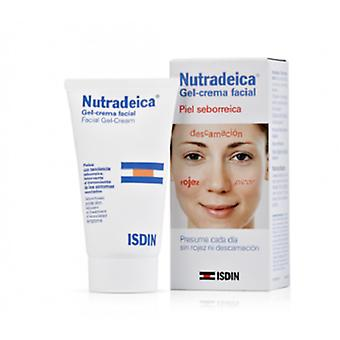 ISDIN Nutradeica Facial Gel-Cream 50 Ml (skønhed, Facial, Acne, Seboregulating)