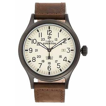 Timex Mens Expedition Scout Brown T49963 Watch