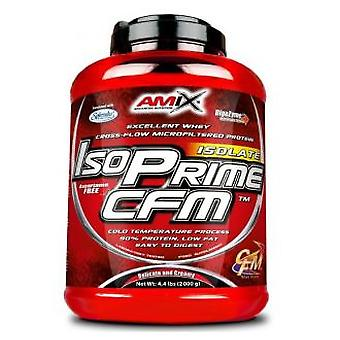 Amix Isoprime Cfm Isolate Double Chocolate White (Sport , Protéines et hydrate)