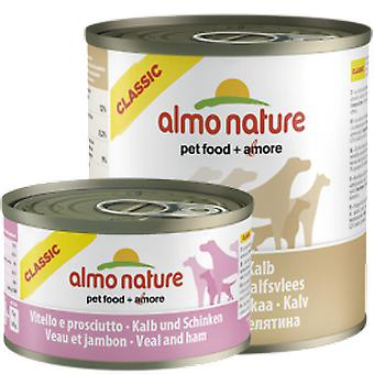 Almo nature Classic Veal (Dogs , Dog Food , Wet Food)