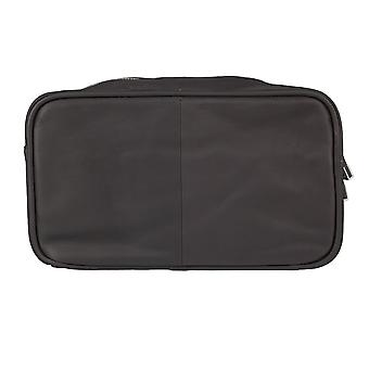 Bugatti washbag toiletry bag trousse Brown 4591