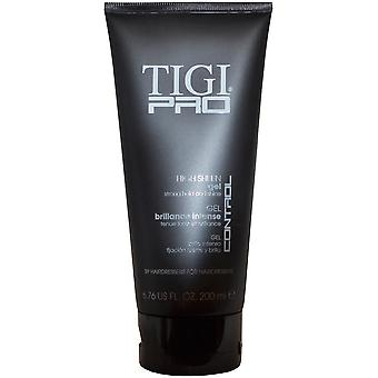 Tigi Pro High Sheen Hair Gel 200ml Strong Hold and Shine