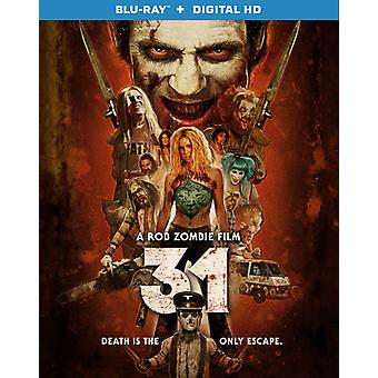 31 importation USA [Blu-ray]