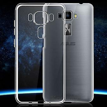 Silikoncase 0. 3 mm transparent ultra mince Etui ASUS Zenfone Deluxe 3 ZS570KL 5.7
