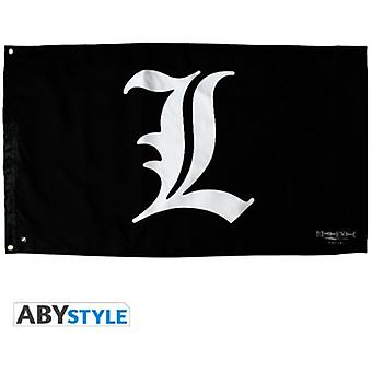 Abysse Death Note Flag L (Home , Babies and Children , Decoration , Wallpapers)
