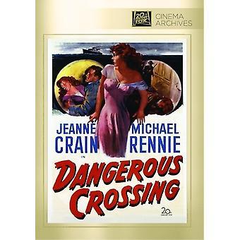 Dangerous Crossing [DVD] USA import