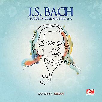 J.S. Bach - fuga in Sol minore Bwv 131a [CD] USA importare