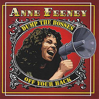 Anne Feeney - vider l'importation USA patrons Off Your Back [CD]