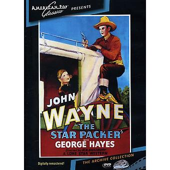 Star Packer (1934) [DVD] USA import