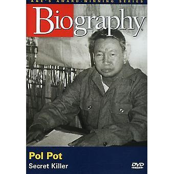 Importazione di Pol Pot [DVD] Stati Uniti d'America
