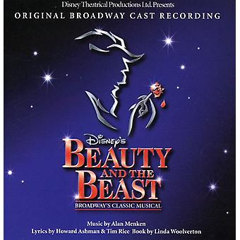 Cast Recording - Beauty & the Beast [CD] USA import
