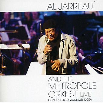 Al Jarreau - Al Jarreau & the Metropole Orkest (Live) [CD] USA import