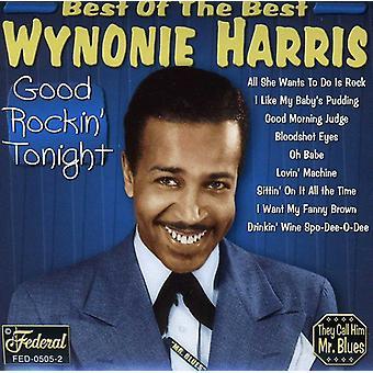 Wynonie Harris - bedste af det bedste [CD] USA import