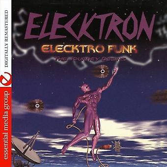 Elecktron - Elecktro Funk [CD] USA import