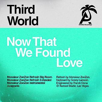 Tredje verden - nå som vi fant Love (Monsieur Zonzon) [DVD] USA importerer