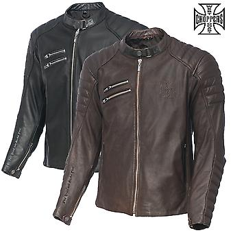 West Coast choppers jacket Raptor leather