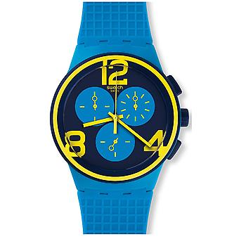 SWATCH ON YOUR MARK Unisex Watch SUSS100