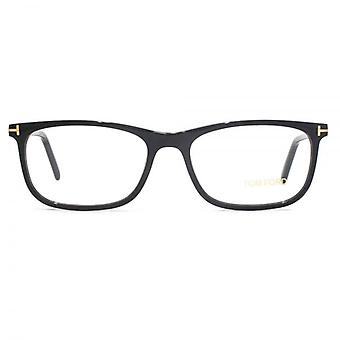 Tom Ford FT5398 occhiali In nero lucido