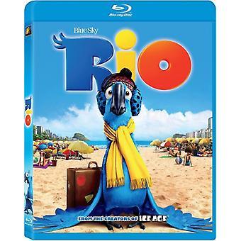 Rio [BLU-RAY] USA import
